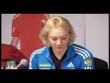 Ольга Зайцева и Евгений Устюгов о фотосессии «Могли стать кем угодно, но выбрали биатлон»